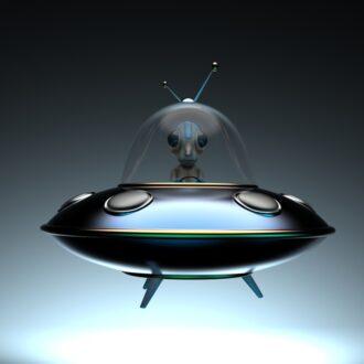Astronom Harvard Sebut Kapal Alien Sempat Kunjungi Bumi, Begini Kronologinya