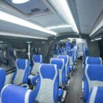 Bus Social Distancing Mengaspal, Ini Spesifikasinya