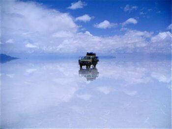 Dataran garam Bolivia (istimewa)