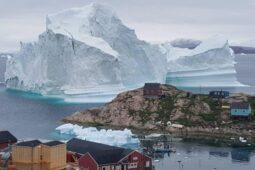 28 Triliun Ton Lapisan Es Greenland Mencair, Pertanda Pemanasan Global Makin Parah?