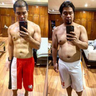 Bams Samsons Sukses Pangkas BB 22 Kg dalam 3,5 Bulan, Ini Tips Dietnya