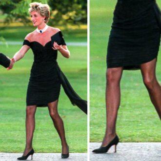 Mendiang Putri Diana pernah mengejutkan dunia dengan memakai gaun ini (brightside)