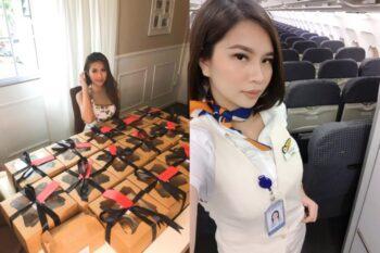 Pramugari asal Singapura ini jualan kue online (Detik)