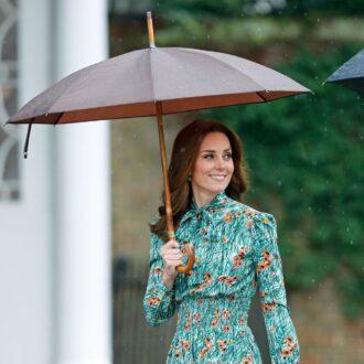 Kate Middleton mengenakan gaun untuk menghormati mendiang Putri Diana (Brightside)