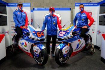 """Pakai """"Baju"""" Batik, Intip Spek Motor Mandalika SAG Racing Team"""
