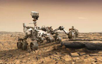 Kisah Sukses Perseverance NASA Tembus Atmosfer Planet Mars