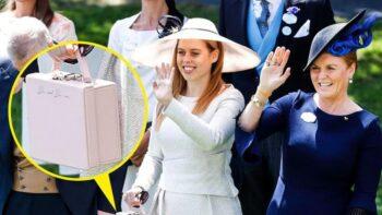 Tas Putri Beatrice penuh makna (brightside)