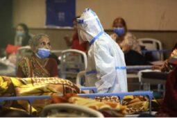 Tsunami Covid-19 di India Diprediksi karena Euforia Pasca Vaksinasi