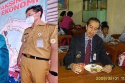Gaya Keren Jokowi dan Gibran Saat Jadi Wali Kota Solo