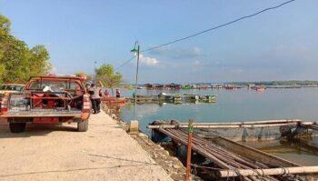 TKP Perahu Terbalik Waduk Kedung Ombo Simpan Kisah Misteri yang Legendaris