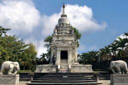 Keindahan Candi Putih di Kota Solo, Serasa di Thailand!